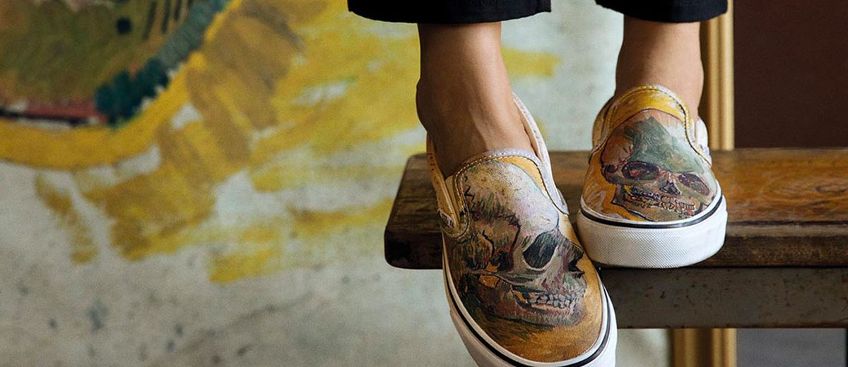 VANS INTRODUCES VAN GOGH INSPIRED COLLECTION Editorials